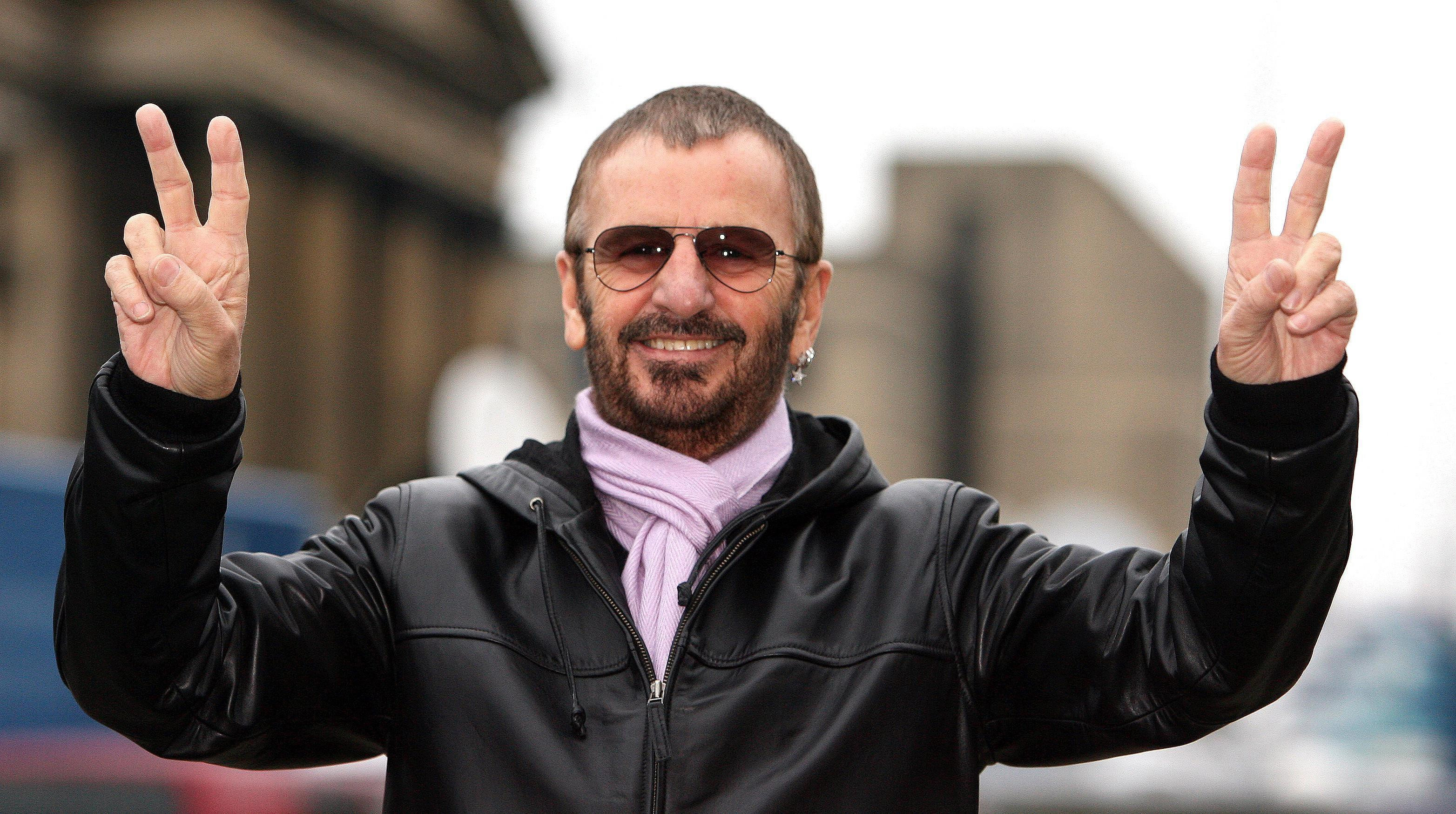 God Is In My Life Says Ringo Starr
